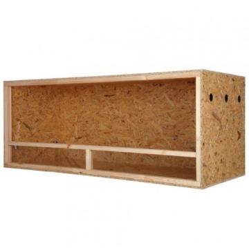 Holzterrarium seitenbelüftet