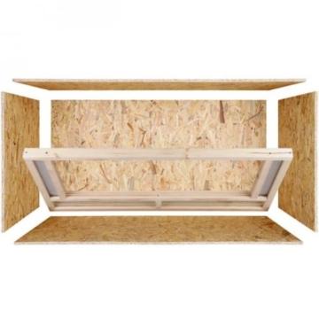 Repiterra Holzterrarium für Bartagame