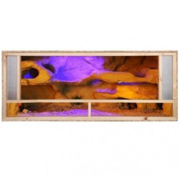 Repiterra Holzterrarium für Reptilien